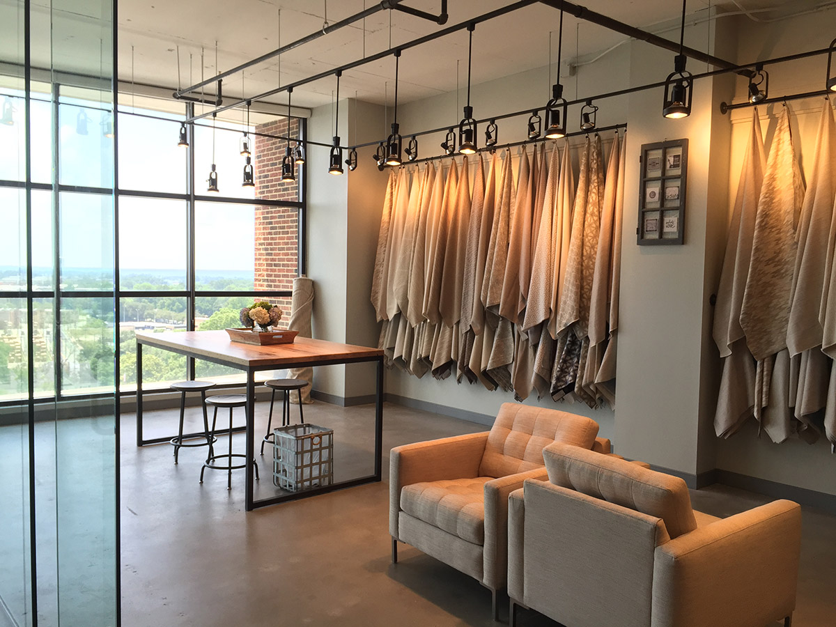 About Radiate Textiles Showroom